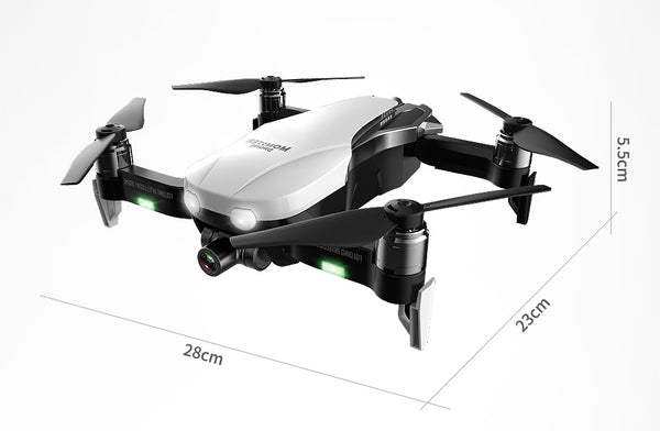 Self-stabilizing FPV 1080P 4K Camera Brushless Quadcopter