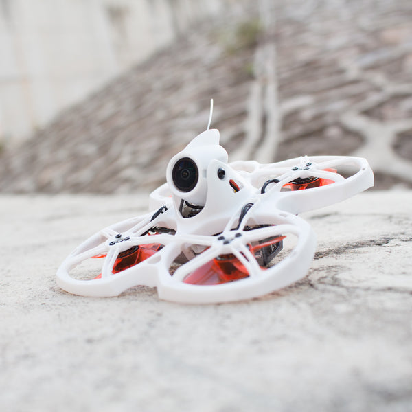 Indoor FPV Racing Drone with Camera and LED