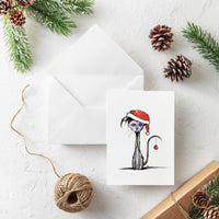 Keep Wagging Greeting Cards