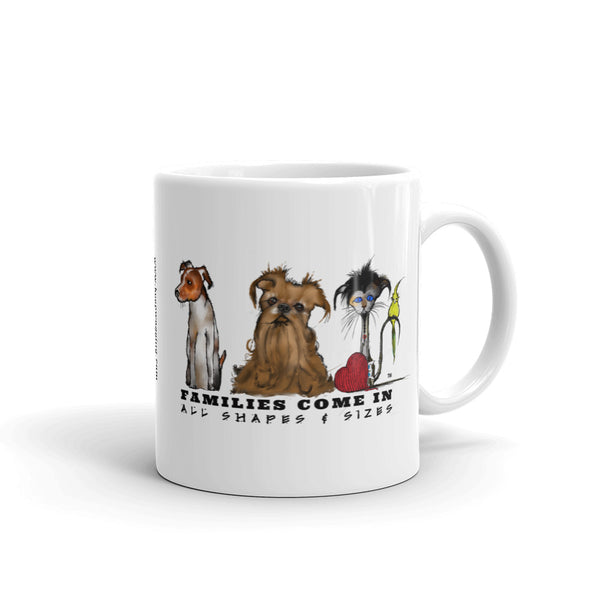 Families Mug Cats and Dogs!
