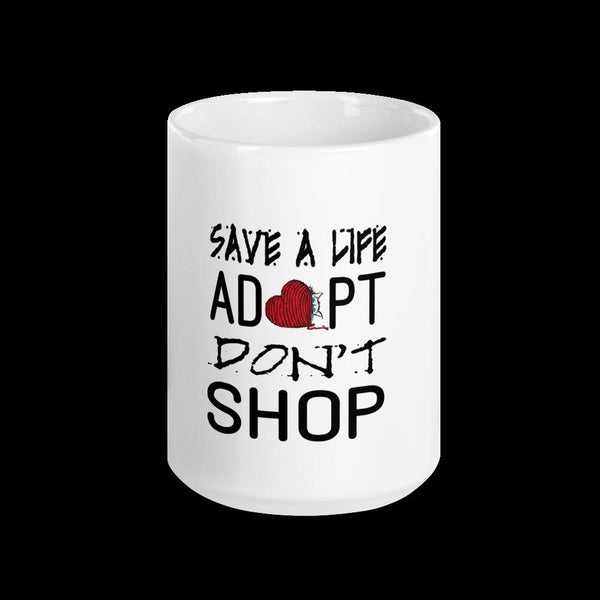 Adopt Don't Shop Gift for Pet Lovers