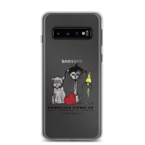 Families Come In All Shapes and Sizes Samsung Case