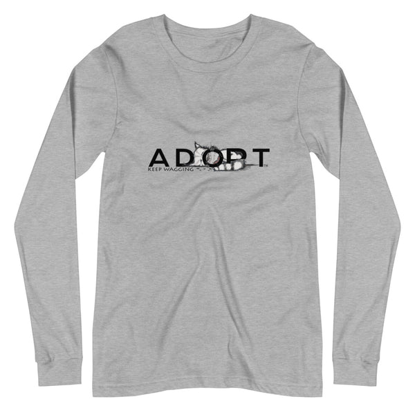 Adopt a Kitten Unisex Long Sleeve Tee
