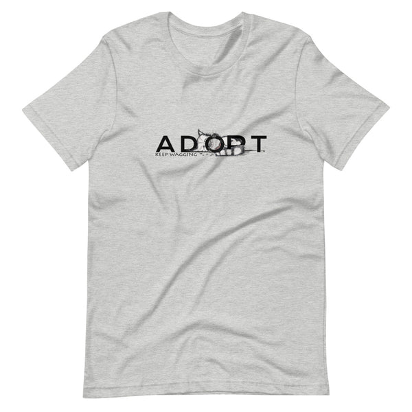 Adopt Kitten Short-Sleeve Unisex T-Shirt