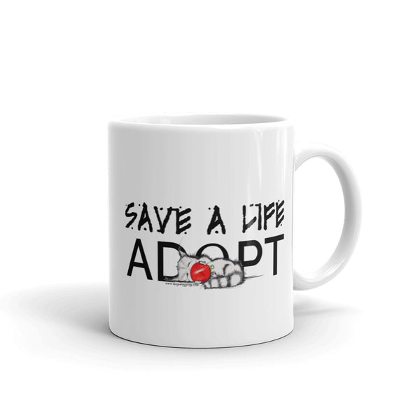 Save A Life Adopt (kitten version)