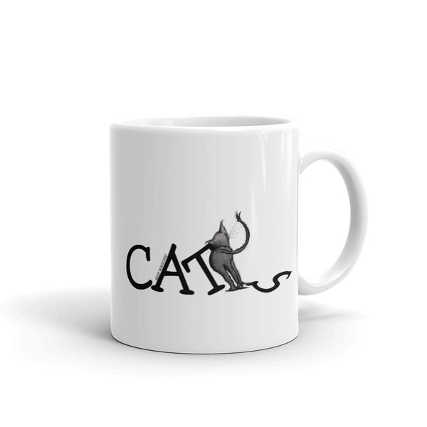 CATS (crazy about) Mug