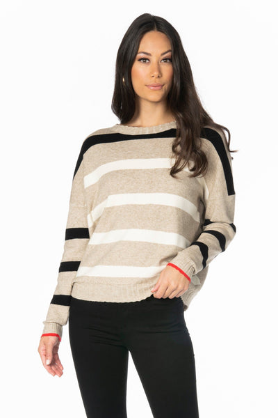 Bay Club Sweater Tops HYPEACH BOUTIQUE