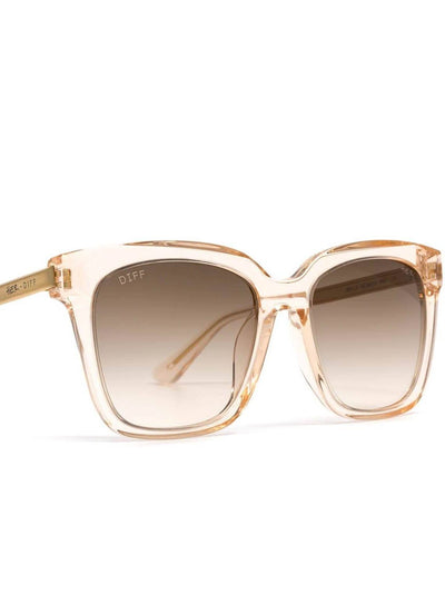 DIFF Eyewear - Bella - Ginger Crystal Accessories HYPEACH BOUTIQUE