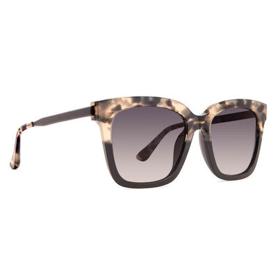 DIFF Eyewear - Bella - Grey Fade (Polarized) Accessories DIFF Eyewear