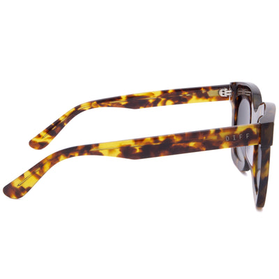DIFF Eyewear - Carson - Steel Gradient Polarized Accessories HYPEACH BOUTIQUE
