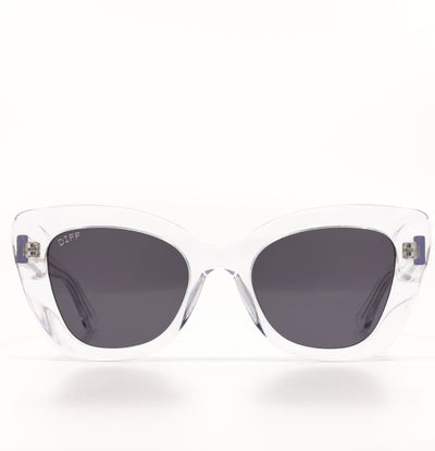 DIFF Eyewear - Raven - Clear Accessories HYPEACH BOUTIQUE