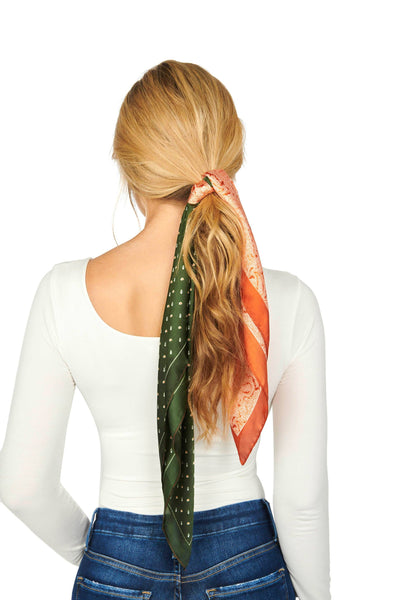 Paisely Speckled Soft Headband Accessories HYPEACH BOUTIQUE