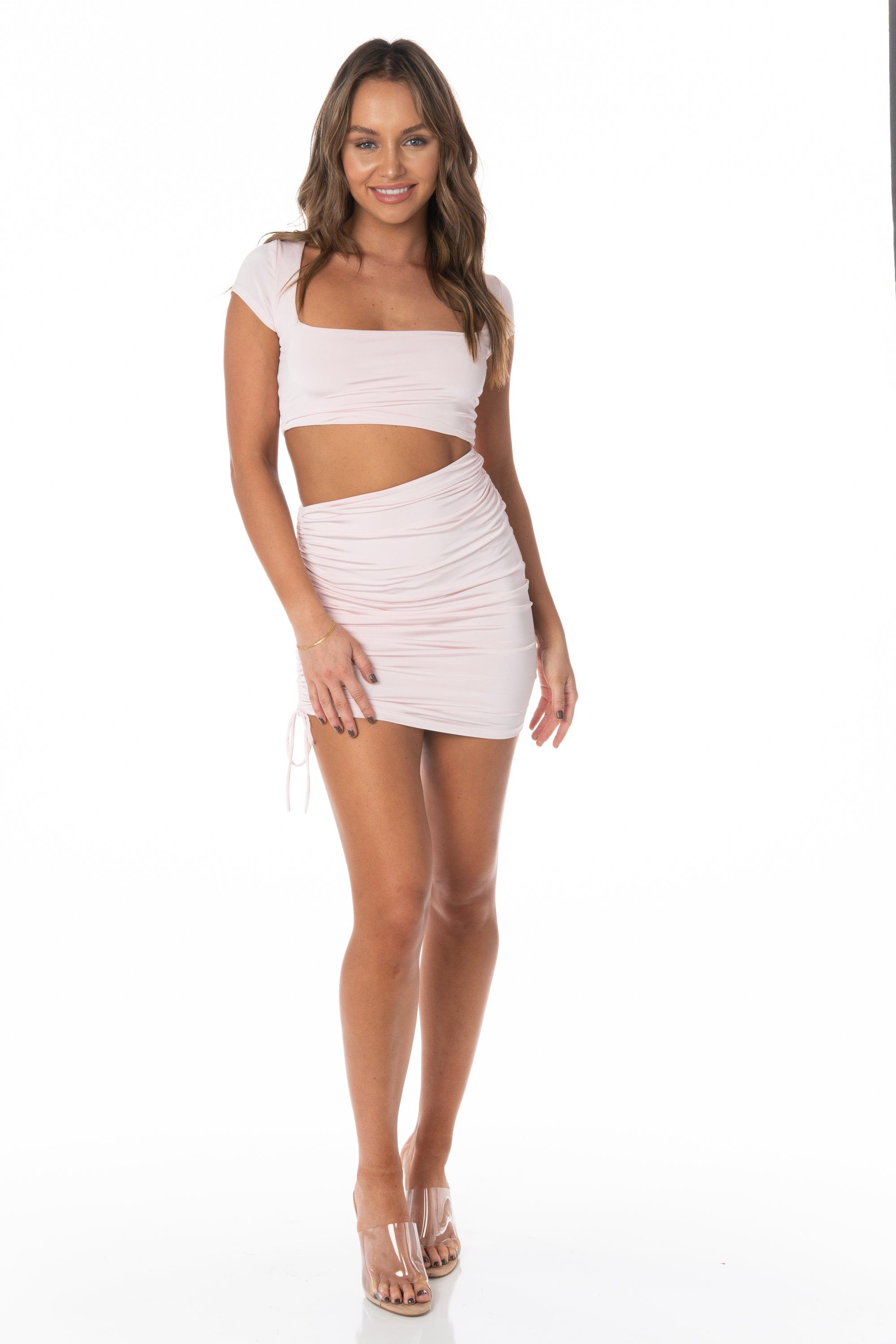 Rose All Day Bodycon Dress Dresses HYPEACH BOUTIQUE