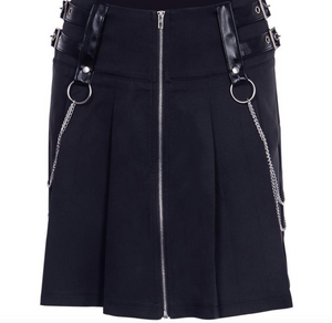 Black Cool Skirt #NOEL06