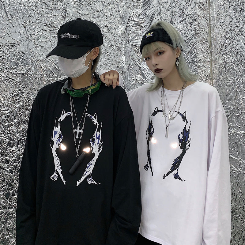 Oni Long T-shirt #A0132