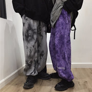 HipHop Wide Pants #A0109
