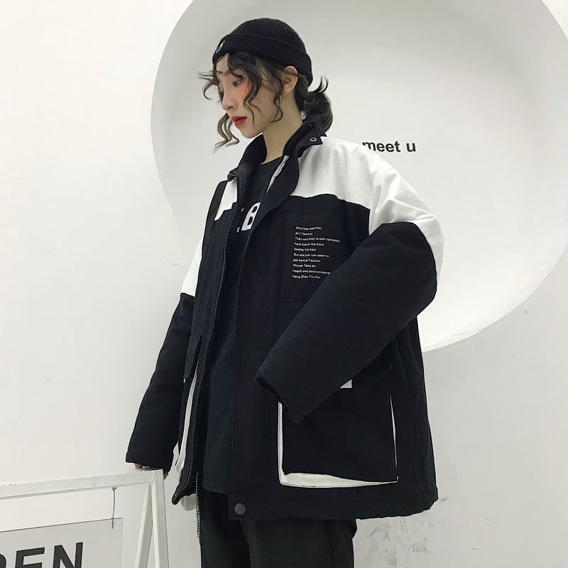 Big Bulky Work Jacket #A0436