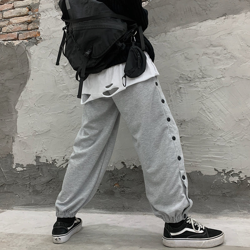 Free-Flow Sporty Pants #A0443