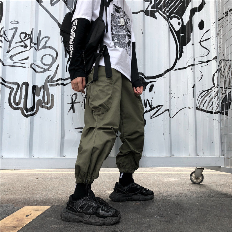 Casual Street Army Pants #A0402