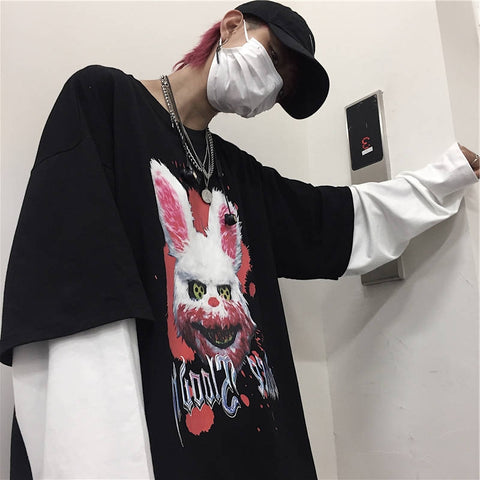 Rabbits Long-shirt #A0183