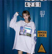 Game Long T-shirt #A0101