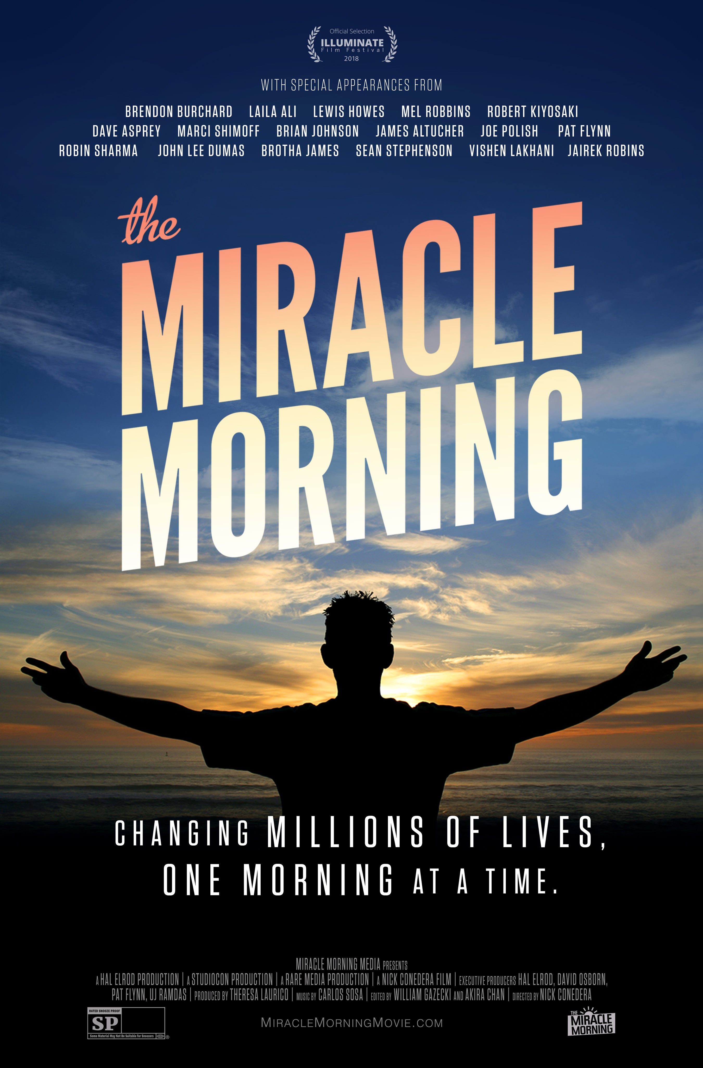 The Miracle Morning: The Beginning of A New Life