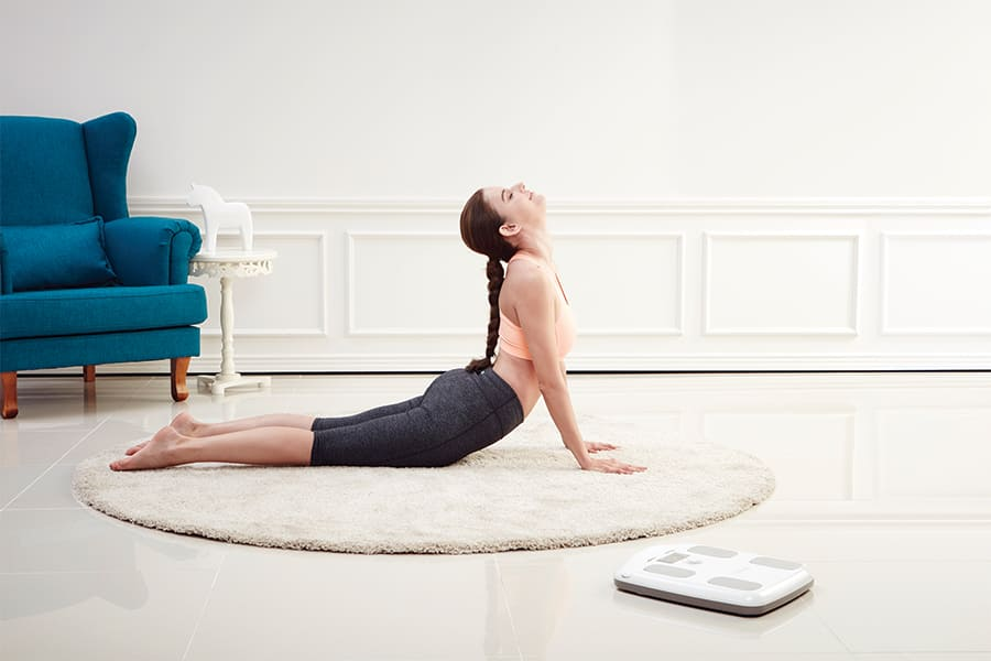 The home fitness equipment for workouts to do at home