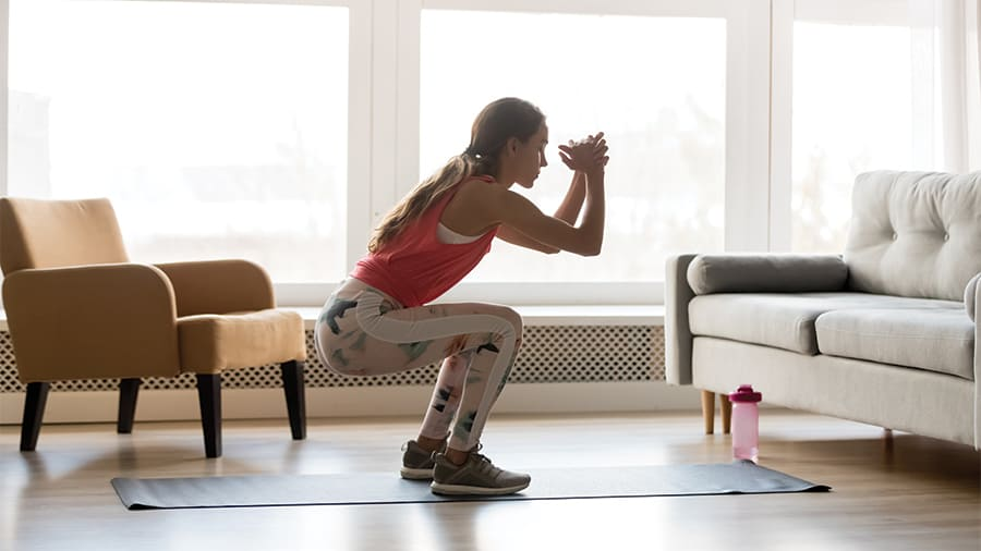 After workout plans, Workout at home is good for having a healthy lifestyle in quarantine.
