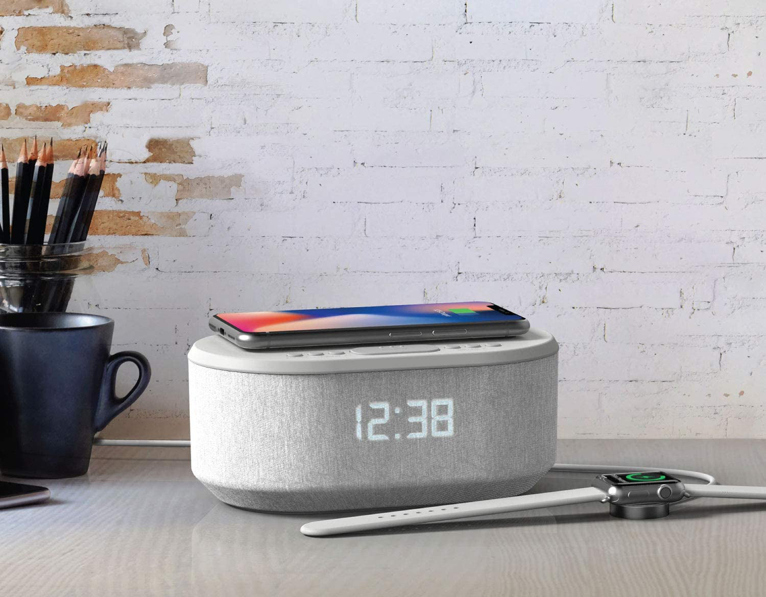 Boldnine blog : All in one clock that makes your life more smart and minimalistic.