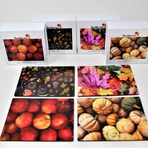 Fall Puzzle Set of Four - 140 Pieces Each, Classic Puzzles