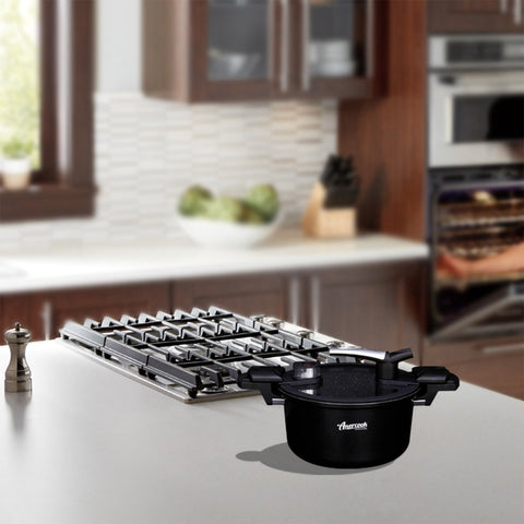 induction  low-pressure cooker