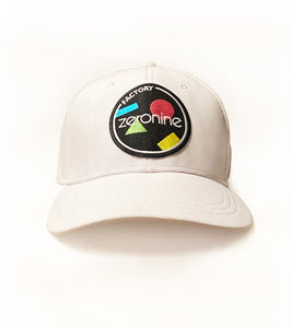 FLEX-FIT GEO PATCH HAT