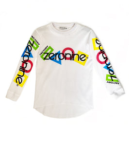 ZERONINE - YOUTH MESH RACING JERSEY