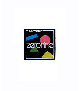 Zeronine OG Geo Patches