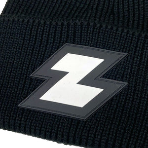 Zeronine BMX Premium Wool-Acrylic Blend Cashmere Feel Z Logo Application STYLE Z919D03-008  Clothing