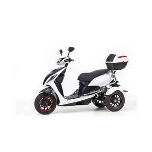 Gomax Pride | Trendy Driewiel Scooter