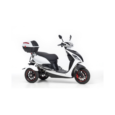 Image of Gomax Pride | Trendy Driewiel Scooter