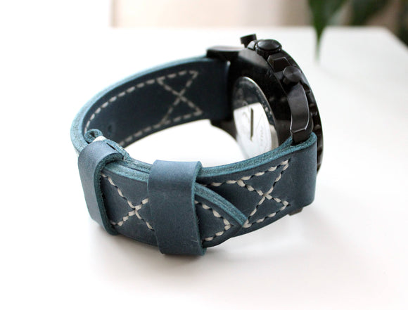 Watch band Blue - Anger Refuge