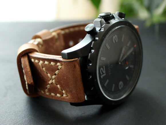 Watch band Brown - Anger Refuge