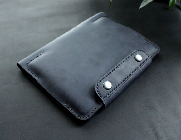 Kindle Paperwhite case Dark Blue - Anger Refuge