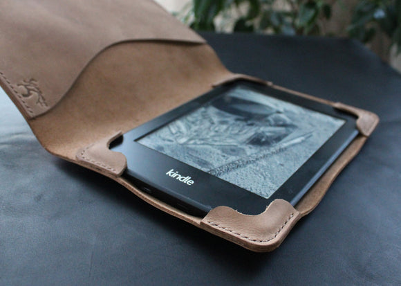 Kindle Paperwhite case Sand - Anger Refuge