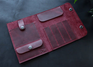 Knitting interchangeable needle case - Anger Refuge