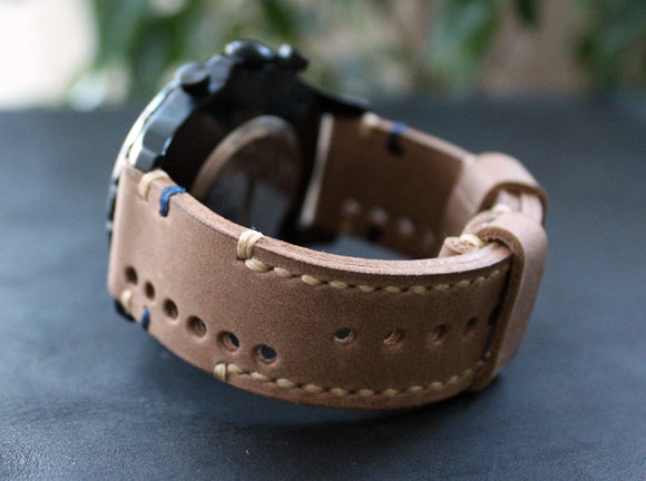Watch strap Sand perforated - Anger Refuge