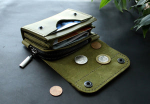 Small wallet Moss - Anger Refuge