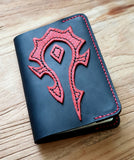 Passport holder - For the Horde - Anger Refuge