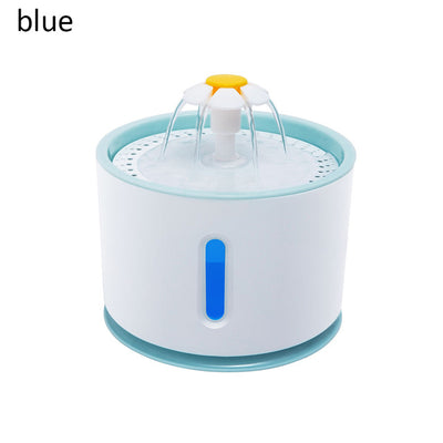 LED Automatic Pet  Water Fountain