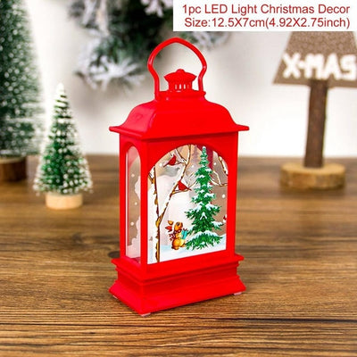 LED Lighted Christmas Decor for Home