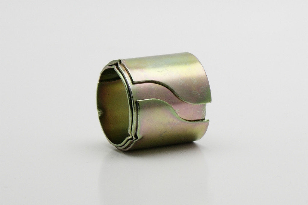 Muffler, Cocktail Shaker/Tulip-end, Chrome