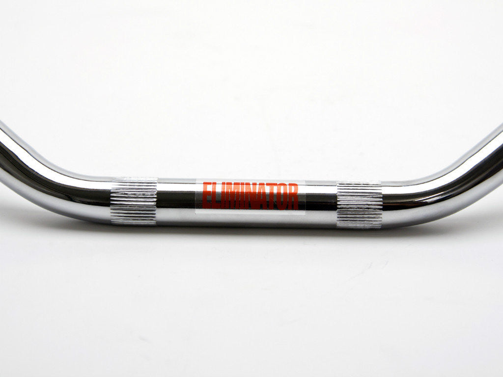 Handlebars, Low-rise, Chrome, 7/8""