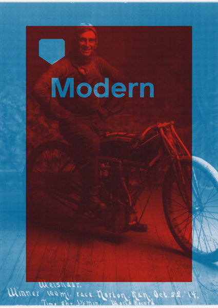 "Posters, ""Modern"", Complete Series 01"